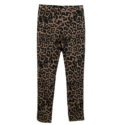 GIRLS LEGGING : LEOPARD