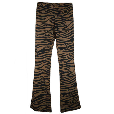 FLARE LEGGING : TIGER