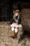 FEDORA COWBOY HOED BROWN VERSTELBAAR! - MAG NIET MEER RETOUR_