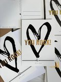 WISH CARD : YOU ROCK (Do It Yourself)_