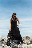 MAXI SINGLET DRESS II_