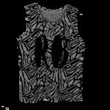 MUSCLE : ZEBRA GREY - MAG NIET MEER RETOUR_