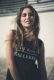 MUSCLE : ROCKING BALLERINA BLACK _