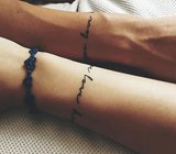 FINE HANDWRITTEN TATS LOVE & HEARTS_
