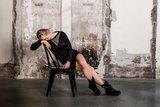 MESHDRESS ROCKING BALLERINA_