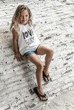 GIRLS : LOVE TEE _