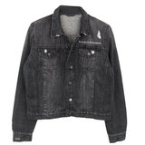 DENIM JACK : ROCK TOUR STONEWASHED BLACK ( + LIMITED EDITION RUGZAKJE)_