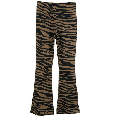 GIRLS FLARE LEGGING : TIGER