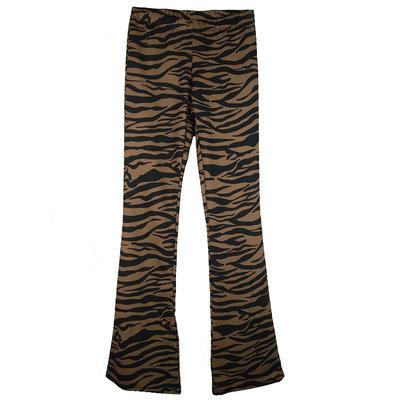 FLARE LEGGING : TIGER