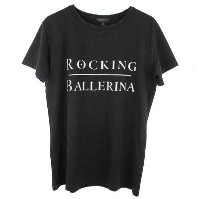 ROUND NECK TEE : CLASSIC ROCKING BALLERINA