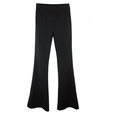 WOMEN : STRETCH FLARE PANTS