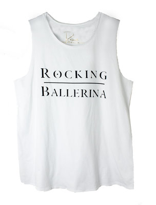 MUSCLE : ROCKING BALLERINA WHITE