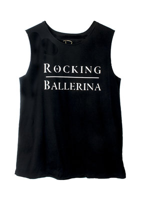 MUSCLE : ROCKING BALLERINA BLACK