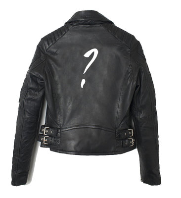 CUSTOMIZED BIKER JACKET