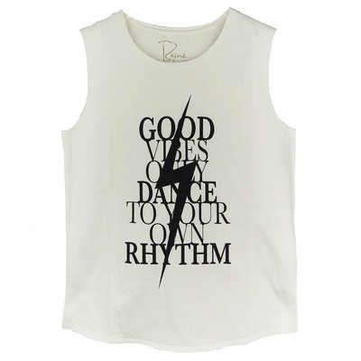 MUSCLE : GOOD VIBES ONLY, DANCE TO YOUR OWN RHYTM