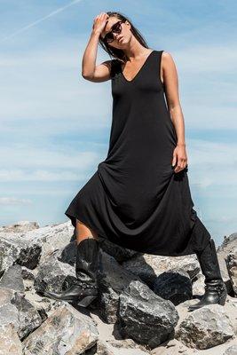 MAXI SINGLET DRESS