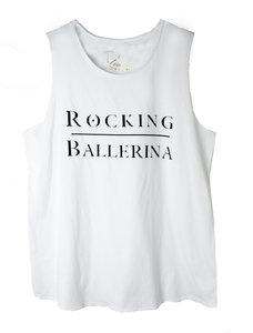 MUSCLE : ROCKING BALLERINA WHITE