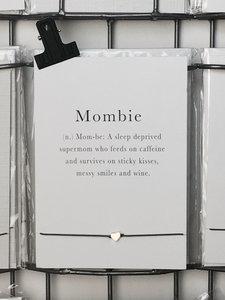 WISH CARD MOMBIE