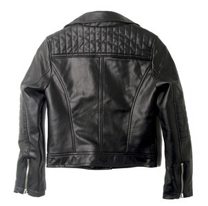 GIRLS  BIKER PLAIN