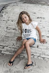GIRLS : LOVE TEE