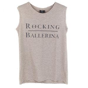 MUSCLE : ROCKING BALLERINA OLD PINK MEL.