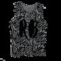 MUSCLE : ZEBRA GREY - MAG NIET MEER RETOUR